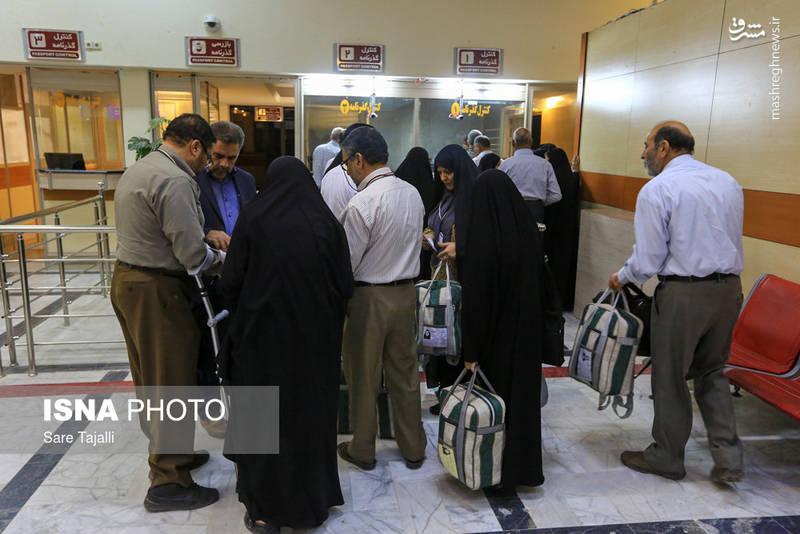 اعزام اولین کاروان حجاج استانهای کرمان و خراسان رضوی به سرزمین وحی