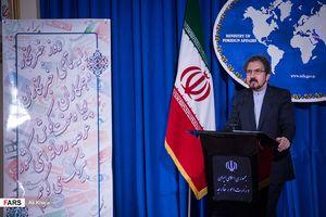 عکس/ نشست خبری سخنگوی وزارت امور خارجه