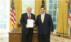 خالد بن سلمان/ترامپ