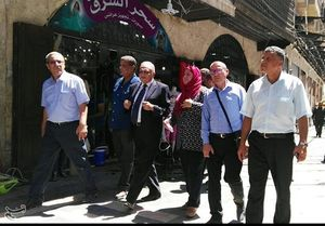درخواست نمایندگان تونس برای عادیسازی روابط با دمشق