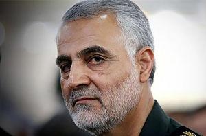 فیلم/ نحوه برخورد سردار سلیمانی با یک خبرنگار