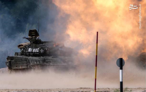 مسابقات ارتشهای جهان
