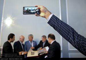 عکس/ دیدار وزیران فرهنگ ایران و قزاقستان