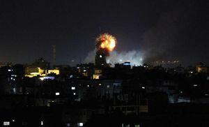 آژیر خطر در شمال غزه به صدا آمد