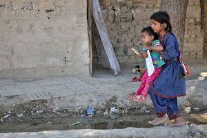 زاغه نشینی پاکستانیها در حاشیه تهران +عکس