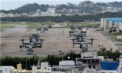 پایگاههای نظامی آمریکا در شرق آسیا کدامند؟