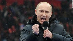 نقش ورزش در محبوبیت و قدرت سیاسی پوتین +عکس