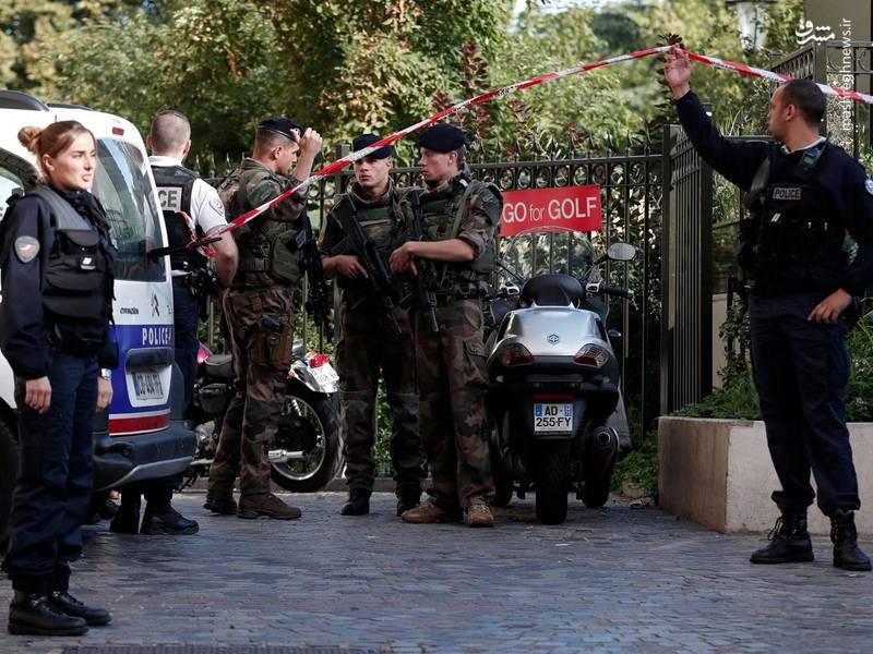 زخمی شدن ۶ نظامی در حمله فردی با خودرو به نیروهای ارتش فرانسه