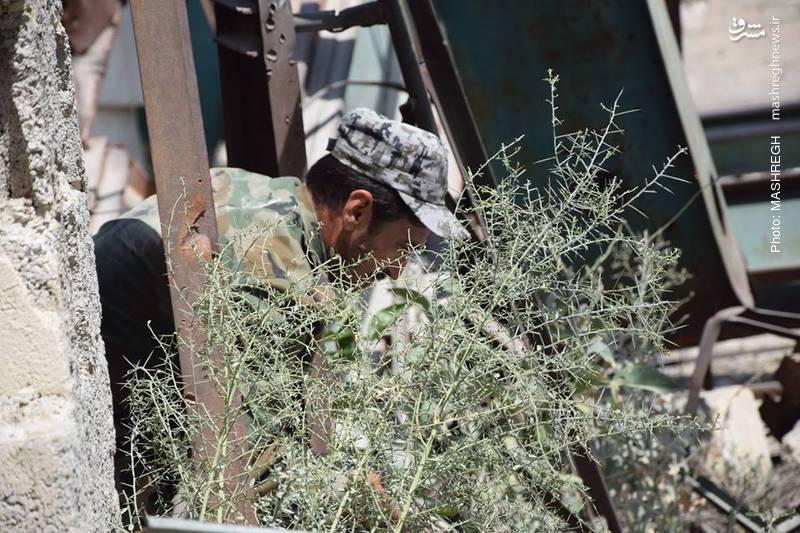 درگیری ها در غوطه شرقی