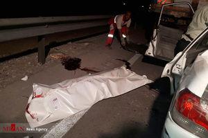 عکس/ تصادف مرگبار در سمنان+18