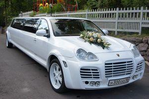 عکس/ لیموزین هایی که ماشین عروس شدند