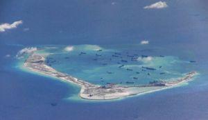 اعتراض چین به عبور ناوشکن آمریکایی از نزدیکی جزیره چینی