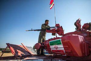 رقابت زرهی ارتش ایران در روسیه