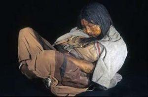 مومیایی پانصد ساله که معتاد به کوکائین بود +عکس