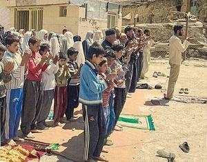 گروه جهادی راهیان شهادت با نام شهید حججی به دلگان می رود