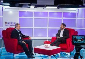 فیلم/ واکنش نایب رئیس مجلس به عکس سلفی با موگرینی