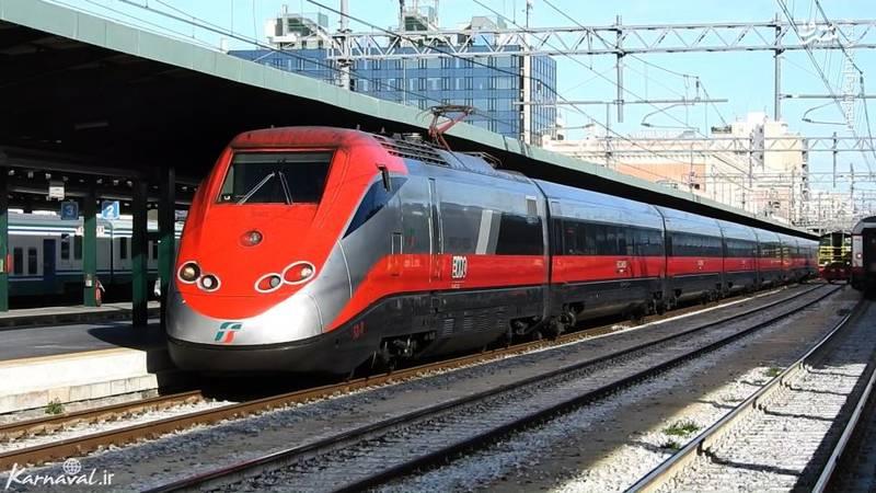 ای تی آر ۵۰۰ فرچیاروسا/ ای تی آر ۵۰۰ فرچیاروسا سریع ترین قطار در ایتالیاست که توسط شرکت تِرِن ایتالیا (Trenitalia) اداره می شود. این قطار مسیر میلان - رم - ناپل را با حداکثر سرعت ۲۹۹.۹ کیلومتر در ساعت طی می کند و روزانه ۷۲ بار در ایستگاه های خود توقف دارد.