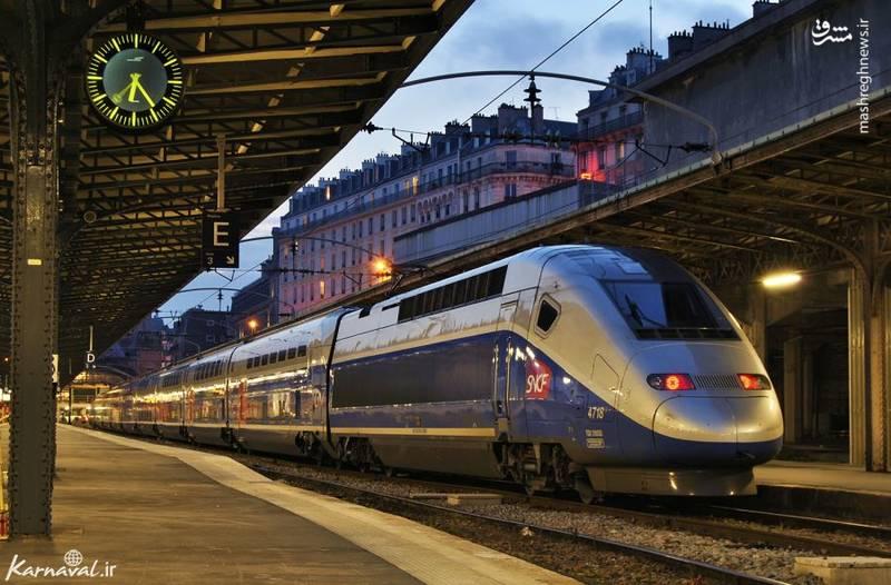 تی جی وی دوپلکس/ تی جی وی دوپلکس سریع ترین قطار در فرانسه است که می تواند با حداکثر سرعت ۳۱۹.۹ کیلومتر در ساعت حرکت کند.