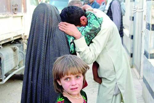 قتل عام وحشتناک دهها مرد و زن و کودک در روستای میرزاولنگ افغانستان