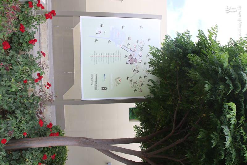 راهنمای موزه جهادی «ملیتا» در جنوب لبنان