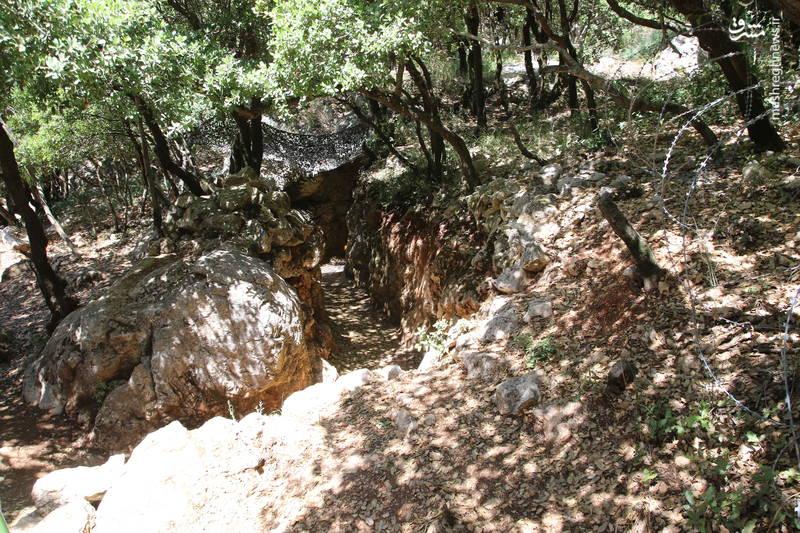 مسیر خروج از «المطل»