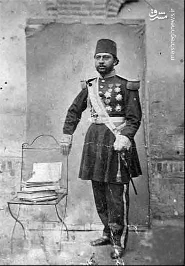 نخستین شهردار تهران