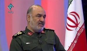 فیلم/ سردار سلامی: اراده کنیم کنترل آمریکا را از خاورمیانه قطع میکنیم
