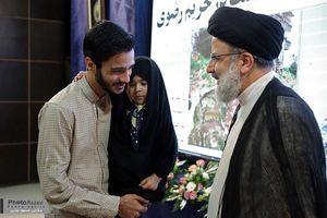 عکس/ گردهمایی اصحاب رسانه با حضور رئیسی