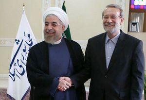 نگرانی اصلاحات از ائتلاف روحانی با لاریجانی تا ۱۴۰۰ +عکس