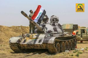 «الحشد الشعبی» محله «الجزیره» تلعفر را آزاد کرد