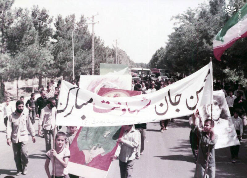تشییع سردار شهید «محسن نورانی»