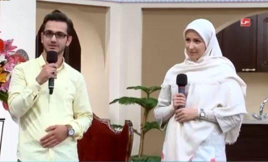 فیلم/ پاسخ جنجالی دختر دم بخت به سوال مهران مدیری