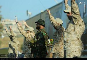 عکس/ مهمانان خاص جشن سالروز پیروزی در جنگ33 روزه