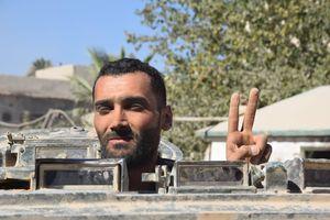 نیروهای سوریه در غوطه شرقی