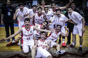 بسکتبالیست تیم ملی جوانان از اردو اخراج شد