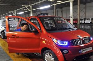 پرطرفدارترین خودرو برقی در چین