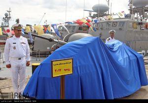 بازگشت ناوگروه اعزامی نیروی دریایی ارتش