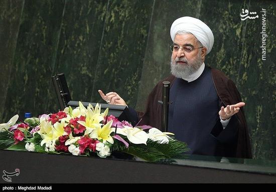 نظر روحانی درخصوص تصویب کاپیتولاسیون در مجلس