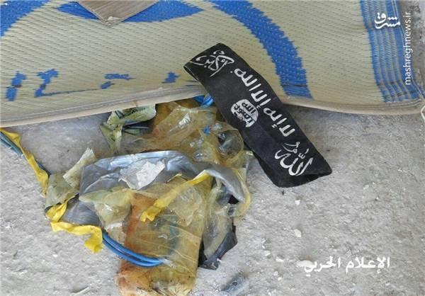 تجهیزات سعودی در دستان تروریستهای النصره