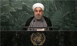 زمان سخنرانی روحانی در سازمان ملل +عکس