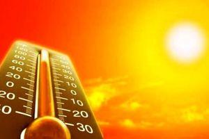 هوا گرم می شود