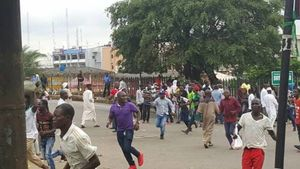 انتحاری مرگبار در بازار نیجریه