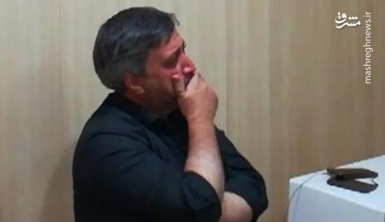 خنده ای که اشک دوستان شهید حججی را در آورد