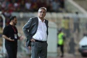 برانکو: پرسپولیس با افتخار از لیگ قهرمانان خداحافظی کرد