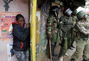 تداوم درگیریهای داخلی در نایروبی پس از نپذیرفتن نتایج انتخابات از سوی نامزد منتقد دولت