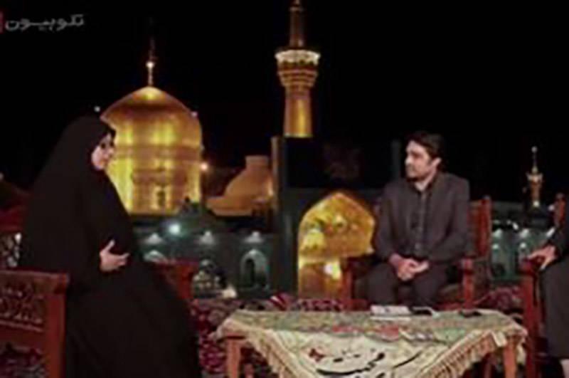 فیلم/ راز انگشتر شهید حججی از زبان همسرش