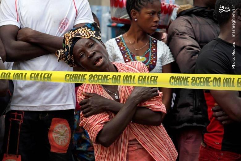 مرگ صدها نفر بر اثر رانش عظیم زمین در سیرالئون