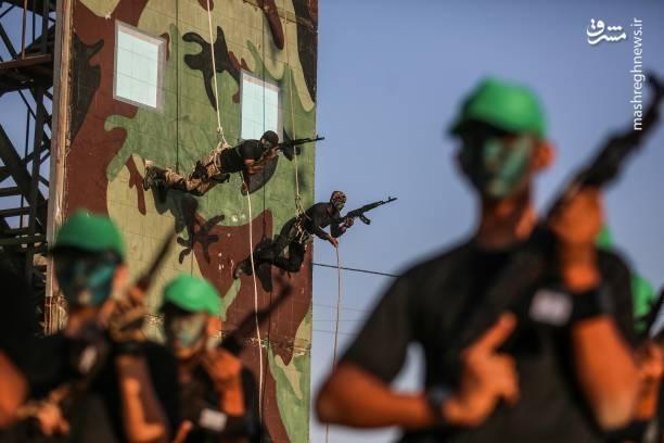 2023725 - اردوگاه تابستانی حماس برای نوجوانان غزه