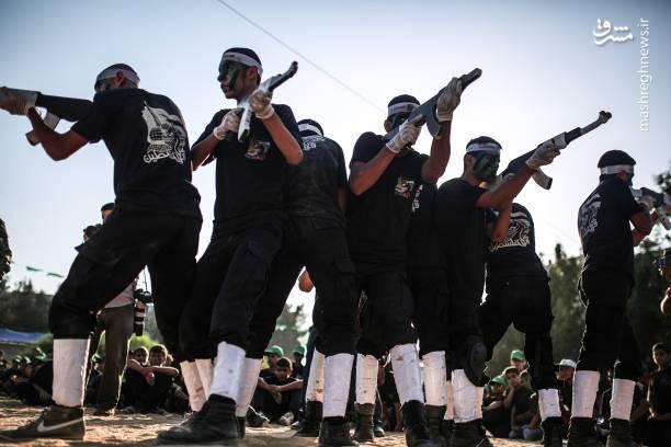 2023726 - اردوگاه تابستانی حماس برای نوجوانان غزه