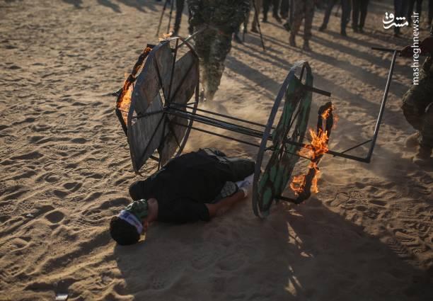 2023729 - اردوگاه تابستانی حماس برای نوجوانان غزه